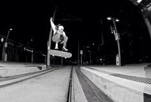 TEAM RIDERS /  ● Skateboarding shots of our team riders  ● Adam Pirihi · Andrew Currie · Chase Jaeger · Indi Russell · Jed Munn · JJ Pilarinos · Julian Lee · Mikey Mendoza · Nathan Wright · Trent Bonham