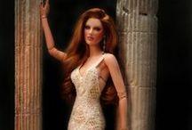 BJD tipo Barbie / Bonecas Barbies super estilosas