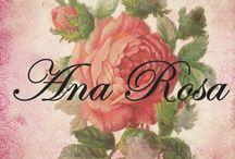 Ana Rosa blandade toner
