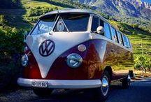 VW busz, VW bogár