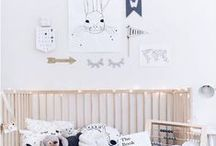 My Baby's Home. / Shop inspiration for your babe's bed.