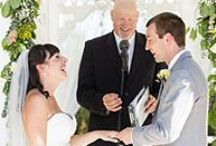 """Our Favorite Officiants / From your first meeting to the """"first kiss"""", these officiants will make sure that your wedding ceremony is special, unique, and meaningful."""