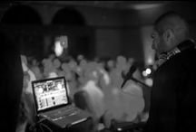 Our Favorite DJs / A great DJ keeps the party going and knows how to make sure guests have fun all night long.