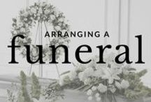 Funeral Info & Planning Guide / Make wise choices when it comes to funeral services using our helpful brochures, articles, and guide in planning a funeral. FUNERAL.com provides advice on coping with death and making funeral arrangements.