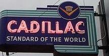 Caddiwhacks / My favorite Cadillac years, 1957-58-59-60-61-62 & 68