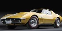 FACTORY HIGH PERFORMANCE U.S.A / Factory & Dealership High Performance Cars built in the USA between 1955 - 1972