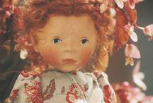 Sweet Pongratz dolls