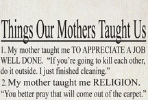 Things I should tell my daughters
