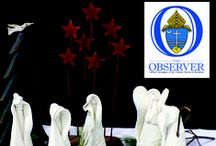 The Observer Advent & Christmas / Foods and family crafts for the seasons of Advent and Christmas.