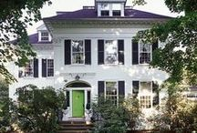 Front Doors / by Vintage American Home