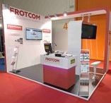 Strutting our stuff! / Exhibitions, fairs and conferences where Frotcom had the opportunity to show Frotcom's features and capabilities.
