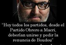 """CORRUPTION KILLS"" (Take a look at Argentina!)"