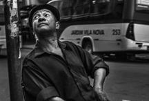 street photography - by alexandre a. kupac / street photography black and whit bw pb