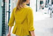 crochet: tops to coats
