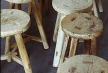 STOOL & STOOLS / Have a seat