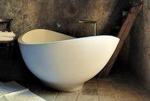BATHROOM / Moodboard bathrooms