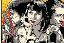 PULP FICTION / by Ana G.R.
