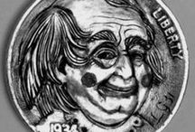 Clowns & Jesters: Hobo Nickels