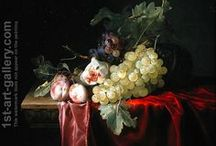 dutch still life painting theme inspiration