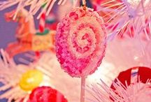9. Candy Land Christmas tree