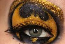Geeky Makeup & Body Paint / Geeky Makeup & Body Paint!