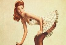Vintage Pin Up Photoshoot