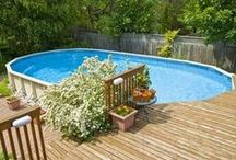 Pool and Patio Care... / Diy ideas and information on maintaining your pool..#diy #home #swimming pools