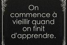 Enseignante de français / Teaching French  / by Chris Higashi