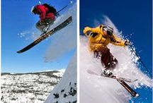 Skiing in the Americas | SkiWebShop / Where can you go in north - and south America for the best time on the slopes?