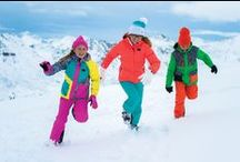 Skiwear kids | SkiWebShop / Kids skiwear At SkiWebShop we take a look at the best skiwear for the little skiers. You can find a large range oftechnical and exclusive skiwear for kids in our webshop. If you want to be ensured that your child will stay warm on the slopes, take a look in our collection!   We have a large assortment of childrens ski wear, like:  Kids ski suits Kids ski overalls Kids ski pants Kids thermal underwear Kids ski fleeces Kids ski socks  https://www.skiwebshop.com/skiwear/kids