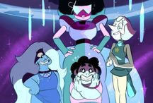 <3 Steven Universe <3 /  art and pictures