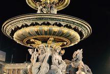 Paris / Découverte de la ville de Paris #paris #france #cathedrale #notredame #iledelacite #pont #bridge #toureiffel #eiffeltower #concorde  #bynight #hoteldeville #maisondelaradio