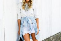 spring&summer outfits