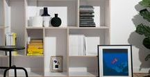 Tylko Shelf / Adaptable storage just for you, created with you. Our flexible furniture fit into your life, flawlessy. Create yours with our web and mobile app.