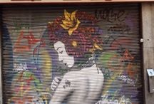 Streetart / #streetart #graffiti #art
