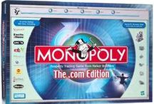 Monopoly / Monopoly board game editions