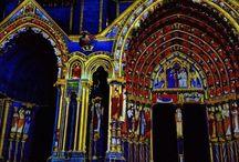 Chartres / #chartres # chartresenlumieres #notredamedechartres
