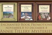 Annie Tillery Mysteries and Reviews / Annie Tillery Mysteries is a new series featuring a girl detective, her cool boyfriend, good forensic science, and page-turning adventure. Nancy Drew meets CSI.