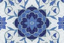 Tile, Marble & Mosaic Inspiration / by Vera Cotrim