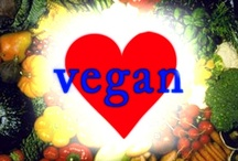 Love Being Vegan / Fourteen years and counting, best thing we ever did. Only wish we'd done it sooner.     / by Laloofah Ⓥ
