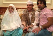 Hajj with Aamir Khan