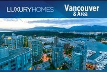 """Luxury Homes in Vancouver and Area / Showcasing BC's Premier Listings. Home as featured in our quarterly digital magazine """"Macdonald Realty Luxury Homes""""."""
