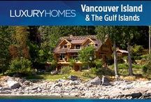 """Luxury Homes in Vancouver Island and the Gulf Islands / Showcasing BC's Premier Listings. Home as featured in our quarterly digital magazine """"Macdonald Realty Luxury Homes""""."""