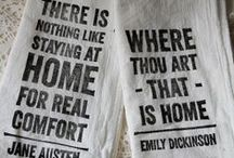 Quotes for the Home /