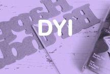 Manualidades / Ideas para exprimir todo el potencial a tus productos Azor. ¡Comparte con nosotros tus creaciones! #DYI