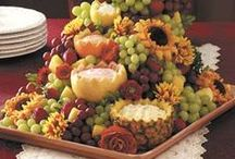 Fruit, Kaas en Wijn