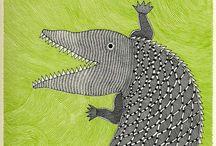 Crocodilia / The Love of Crocodiles.