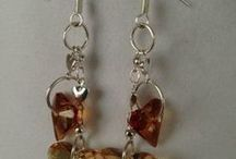 Jewelry - Beads & Crystals / Handmade Beaded Jewelry / by Astral Jewelry & Designs