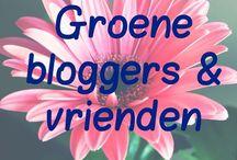 Groene bloggers & vrienden / Een gedeeld bord voor alle groene bloggers en zij die zich interesseren in een groene levensstijl!   Als je graag meedoet, volg me op Pinterest en stuur me een berichtje zodat ik je kan toevoegen. Enkel groen getinte pins graag!