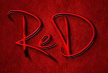 all abou red / everything in red